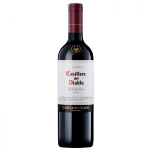 Rượu vang Chile Casillero del Diablo Winemaker's Red