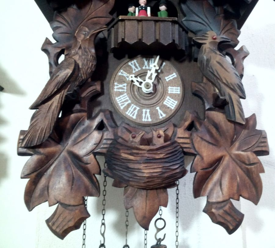 đồng hồ cuckoo 3 tạ