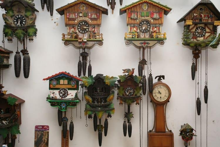 đồng hồ cuckoo đức