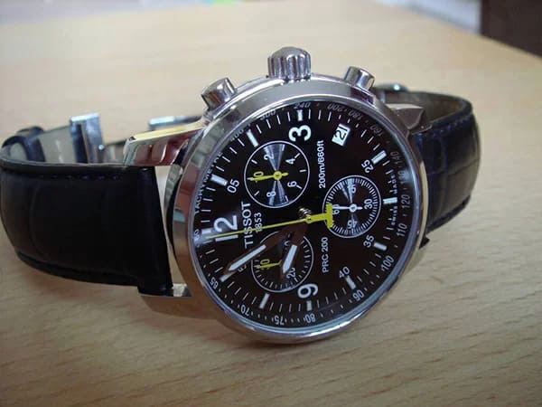 đồng hồ tissot prc 200