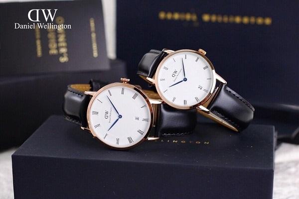 đồng hồ dw chính hãng tại thụy sỹ