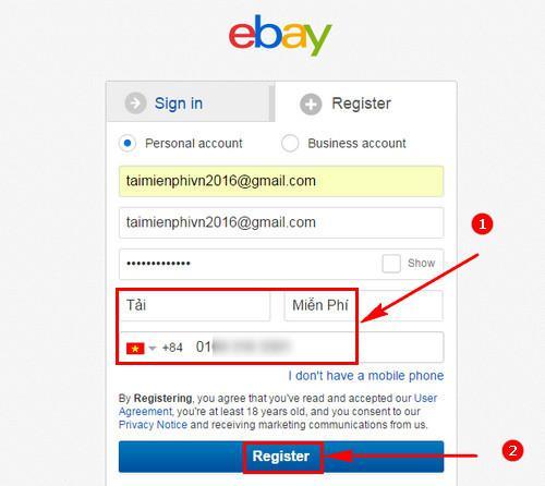 cách bán hàng trên ebay hiệu quả