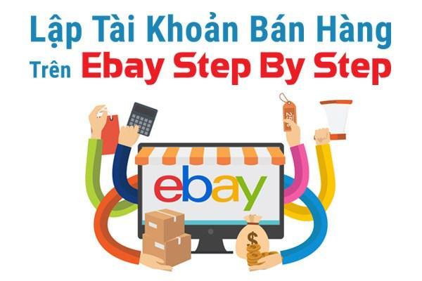 cách bán hàng trên ebay