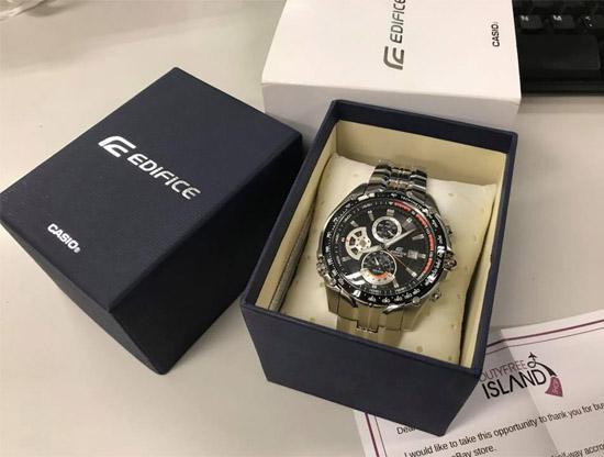 cách kiểm tra đồng hồ chính hãng