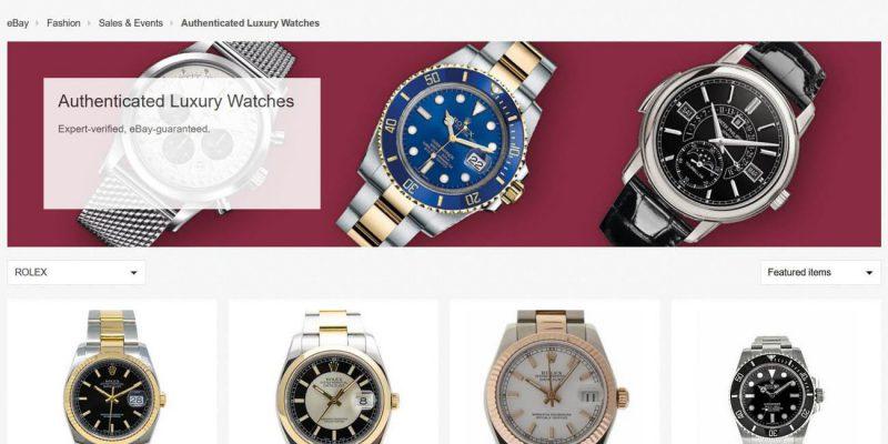 đồng hồ ebay