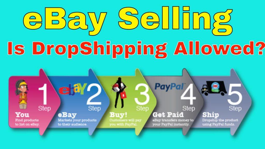 hướng dẫn dropshipping ebay