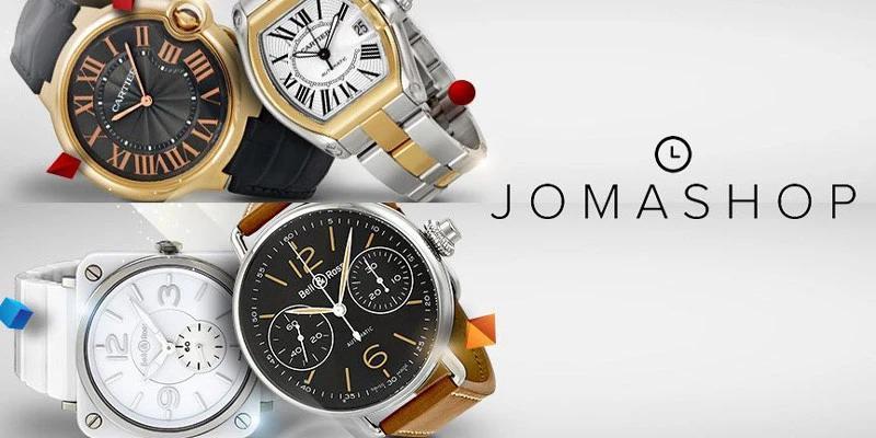 mua đồng hồ ở jomashop