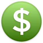 icon chi phí