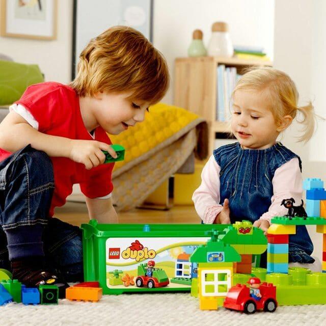 Bộ đồ chơi lego cho bé trai 3 đến 5 tuổi