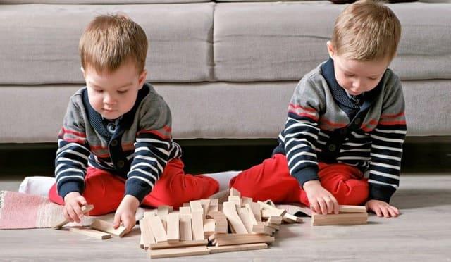 Bộ đồ chơi rút gỗ cho bé từ 5 đến 10 tuổi