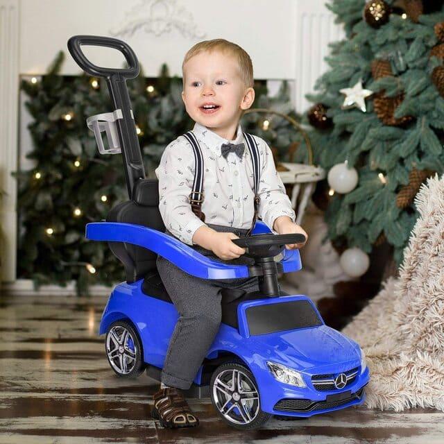Xe ô tô đồ chơi cho bé trai 3 tuổi