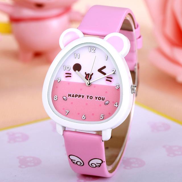 Đồng hồ đeo tay cho bé gái 12 tuổi