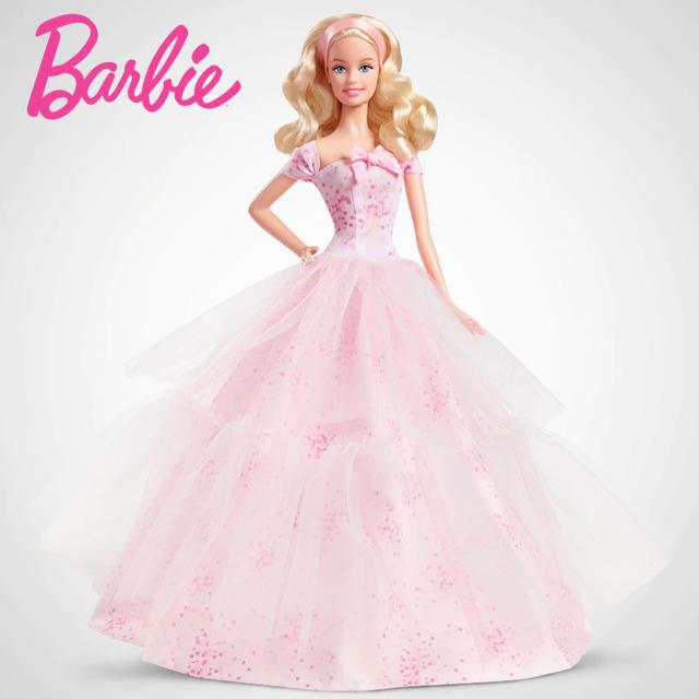 Búp bê barbie cho bé gái 9 tuổi