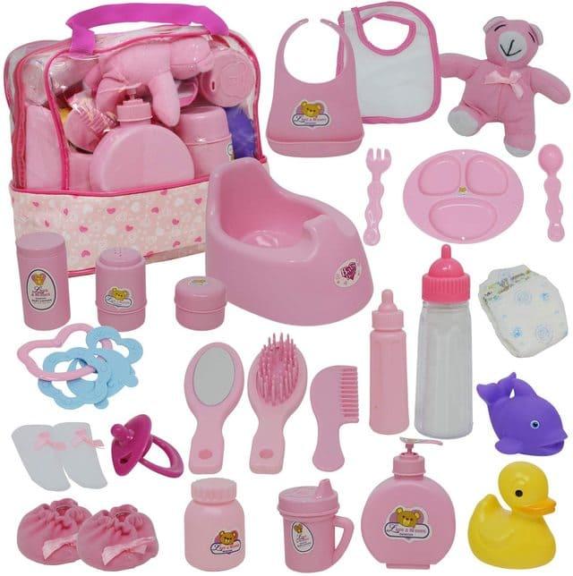 Bộ đồ chơi dành cho búp bê