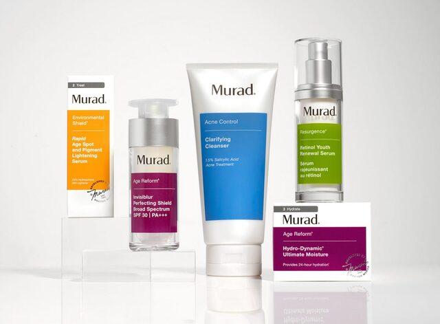 Bộ mỹ phẩm chăm sóc da Murad