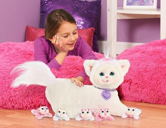 Gấu bông cho bé gái 8 tuổi
