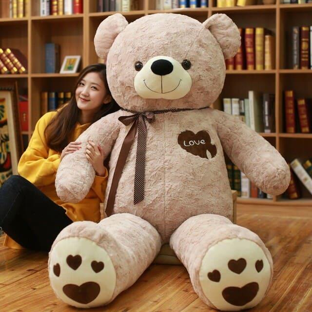 Gấu bông cho bạn nữ