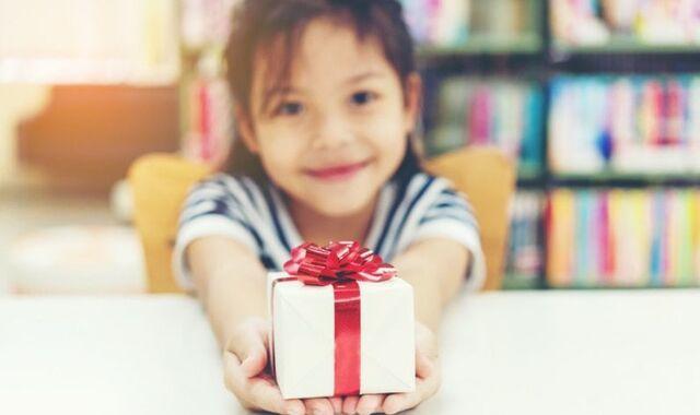Quà sinh nhật cho bé gái 8 tuổi