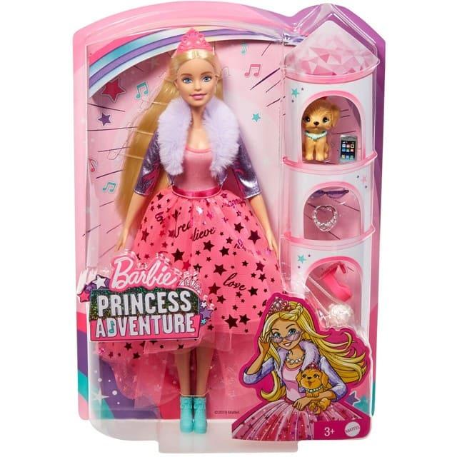 Búp bê barbie cho bé các bé gái 2 tuổi