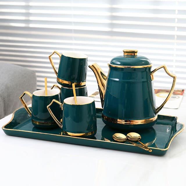 Bộ ly tách uống trà