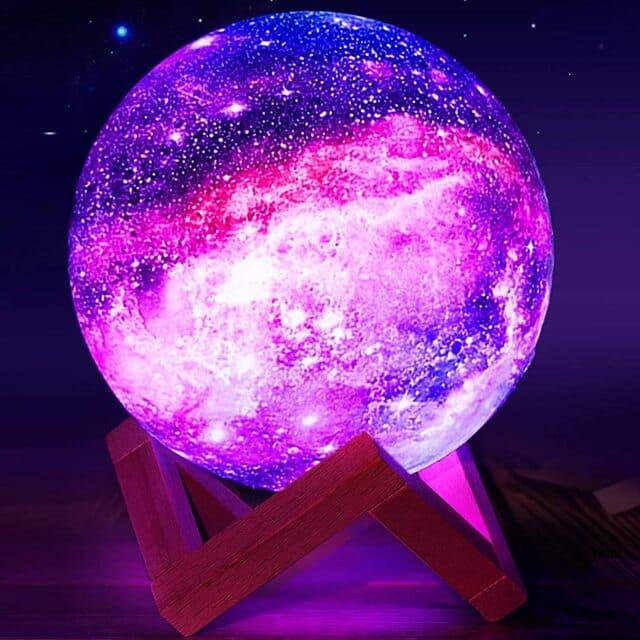 Đèn ngủ mặt trăng 3D BrightWorld