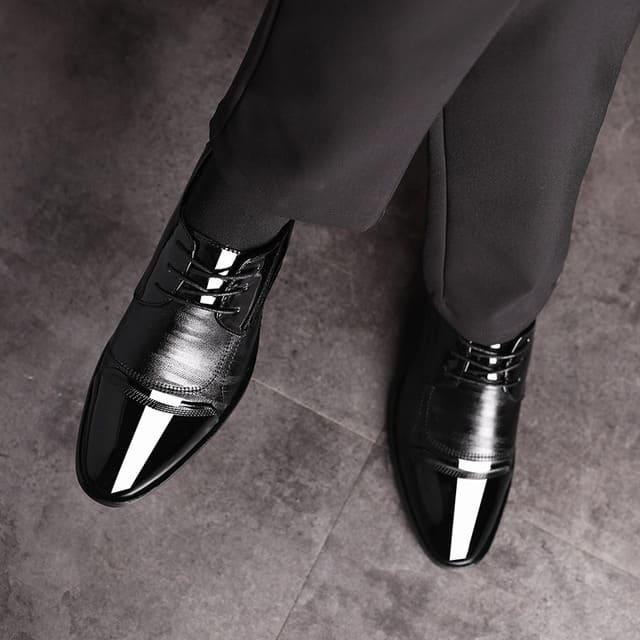 Giày tây cho đàn ông 40 tuổi