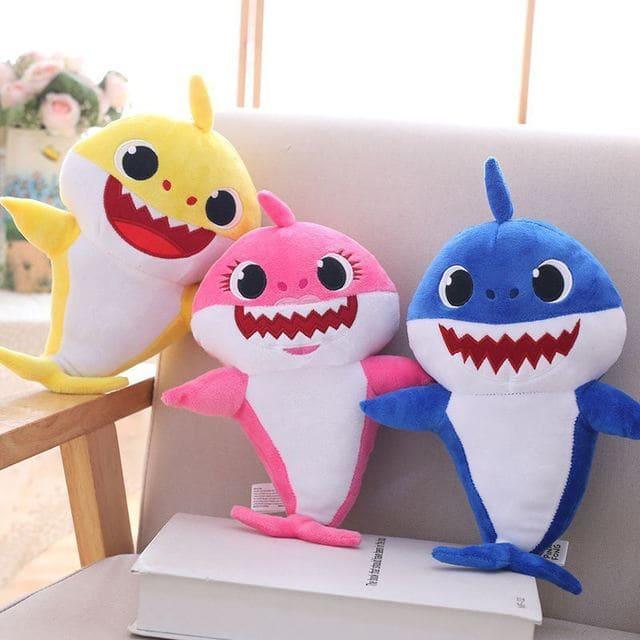 Thú nhồi bông Baby Shark Pinkfong