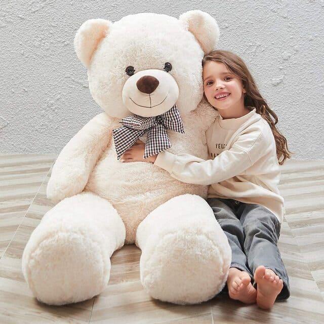Thú nhồi bông cho bé gái 6 tuổi