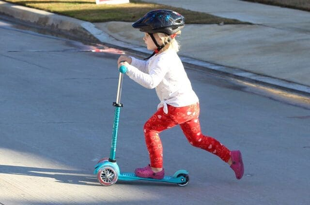 Xe trượt cho trẻ em