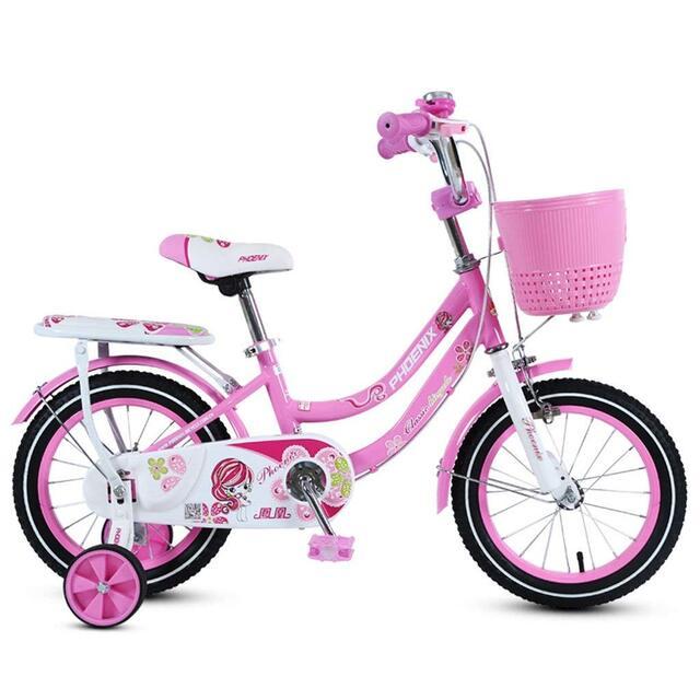 Xe đạp cho bé gái 4 tuổi