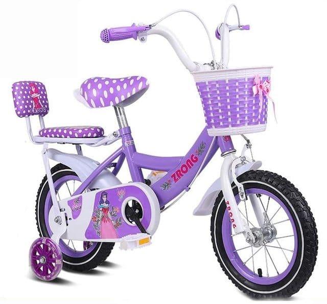 Xe đạp cho bé gái 9 tuổi trở lên