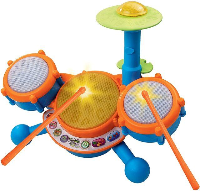 Bộ nhạc cụ đồ chơi cho bé trai 3 tuổi