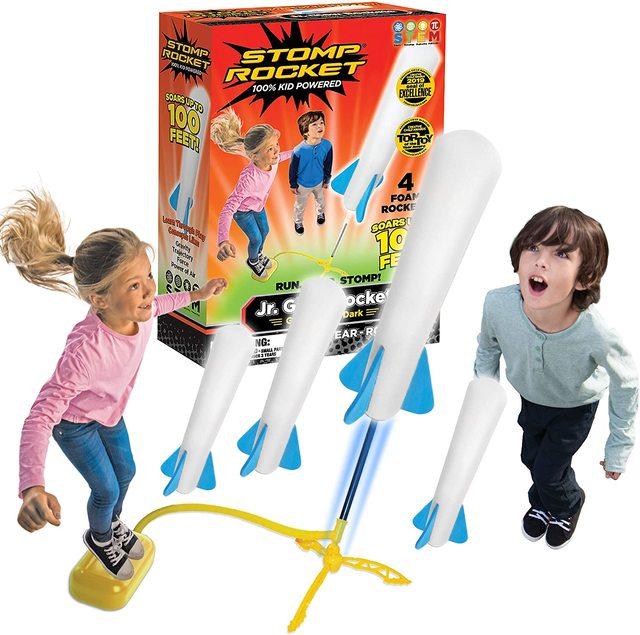 Bộ đồ chơi tên lửa Stomp Rocket
