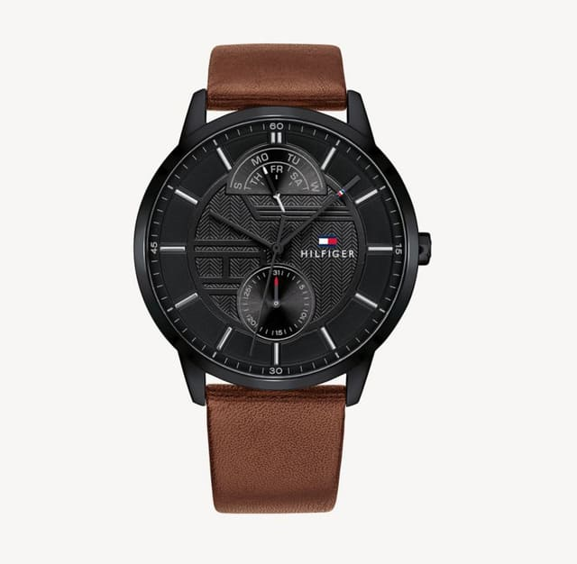 ION-PLATED ICON WATCH