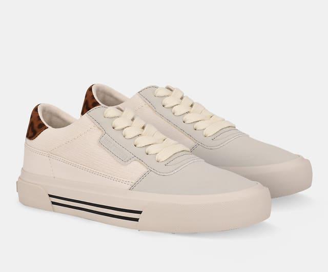 Mẫu giày nữ Leopard Print Sneaker