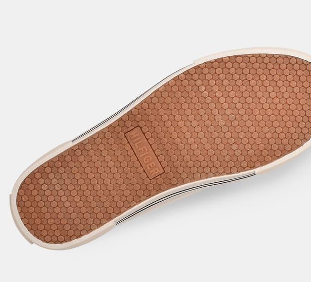 Mặt đế mẫu giày Leopard Print Sneaker