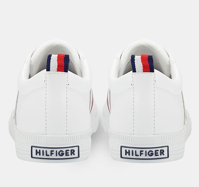 Mặt sau Bold Tripe Sneaker Tommy Hilfiger