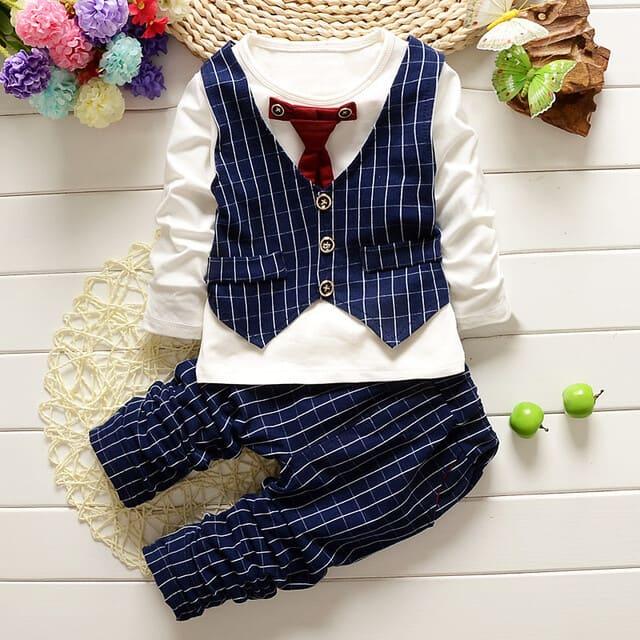 Quần áo cho bé trai 2 tuổi