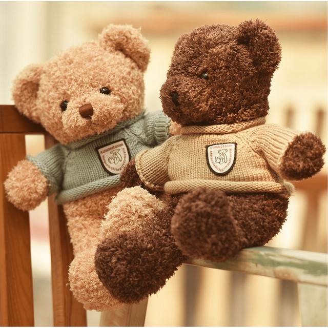 Thú nhồi bông Teddy