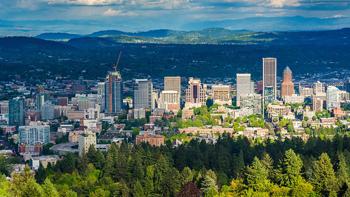 Tiểu bang Oregon