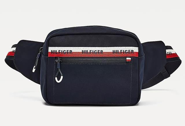 Túi đeo chéo Urban Logo Tape Tommy Hilfiger