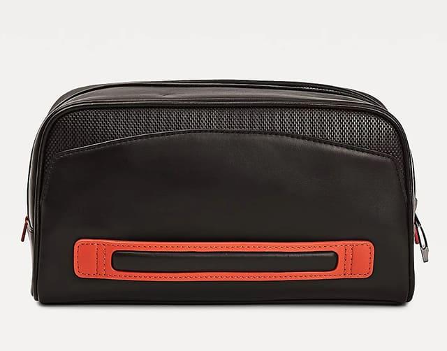 Túi xách da dành cho nam Mercedes Benz