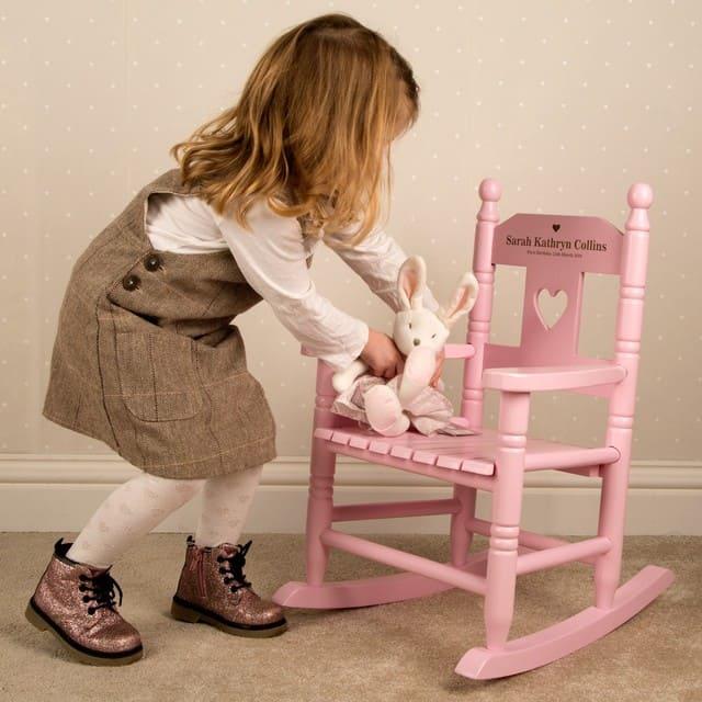 ghế bập bênh cho trẻ em
