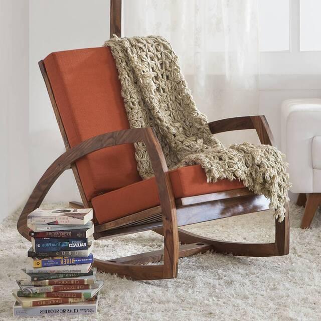 Ghế bập bênh đọc sách