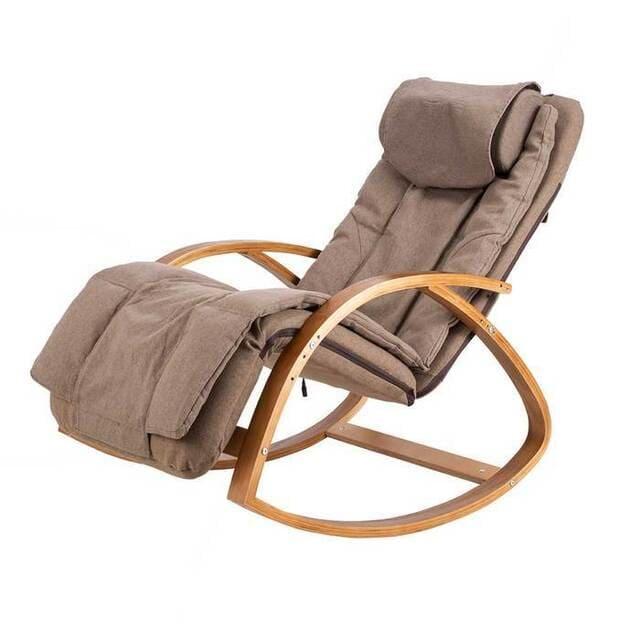 Ghế bập bênh massage cho người già