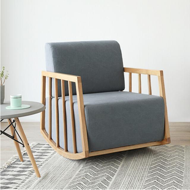 Ghế bập bênh thư giãn đơn giản