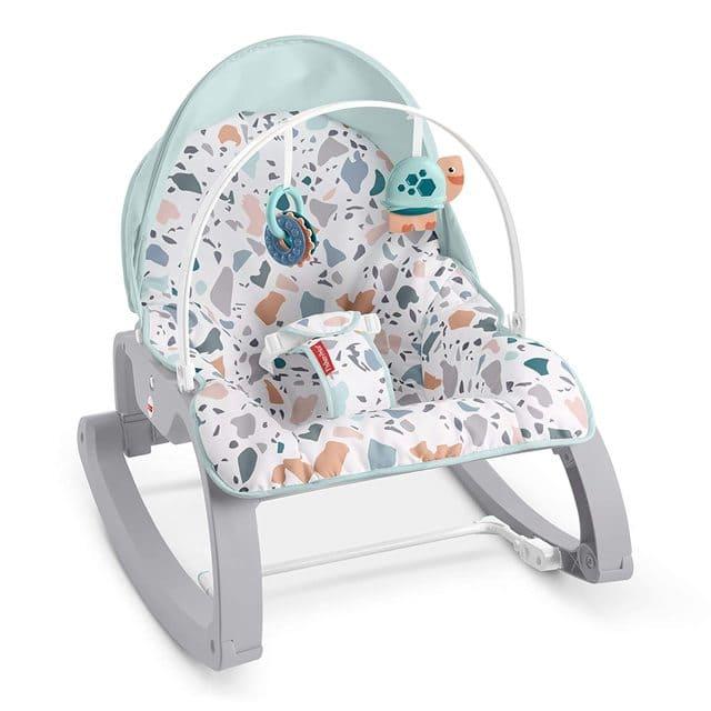 Ghế rung bập bênh cho trẻ sơ sinh