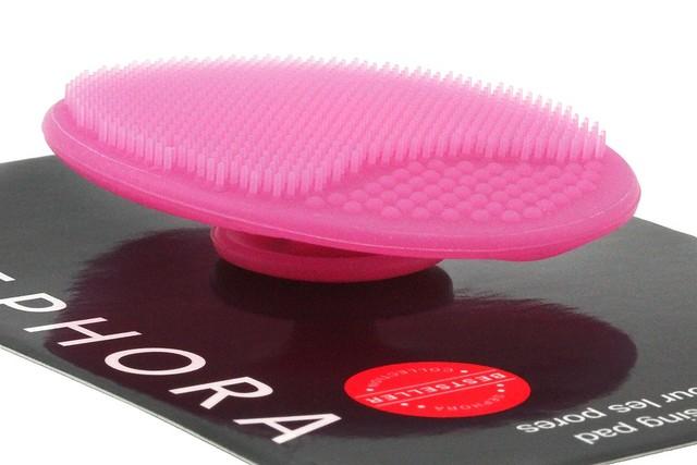 Miếng rửa mặt silicon Sephora