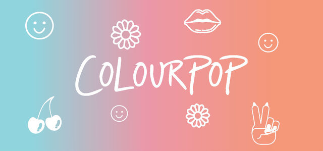 Thương hiệu mỹ phẩm Colourpop