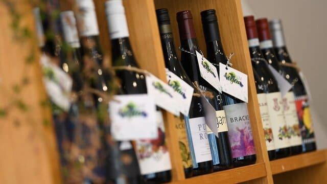 Những chai rượu vang hàng đầu nước Úc